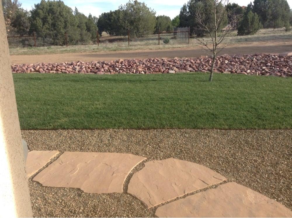 Manzanita Landscaping: 485 E Z St, Prescott, AZ