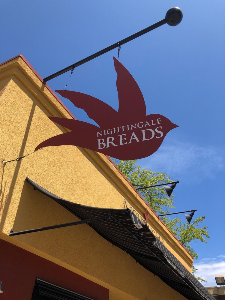 Nightingale Breads: 6665 Front St, Forestville, CA