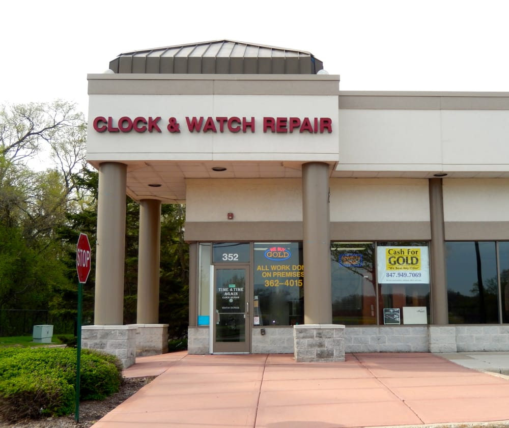 Watch Doctor: 701 N Milwaukee Ave, Vernon Hills, IL