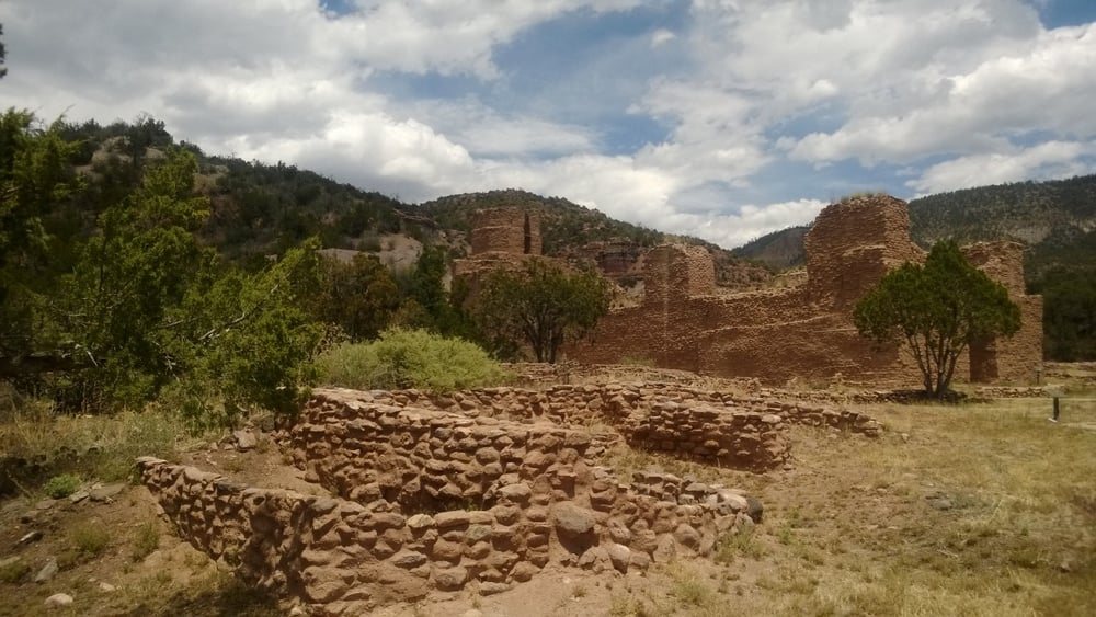 Jemez National Monument: Jemez Springs, NM