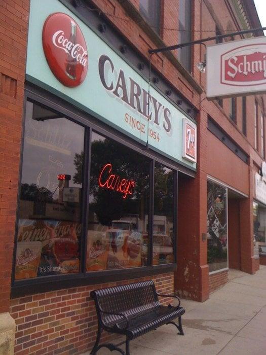 Carey's Bar: 18 W Main St, Vermillion, SD