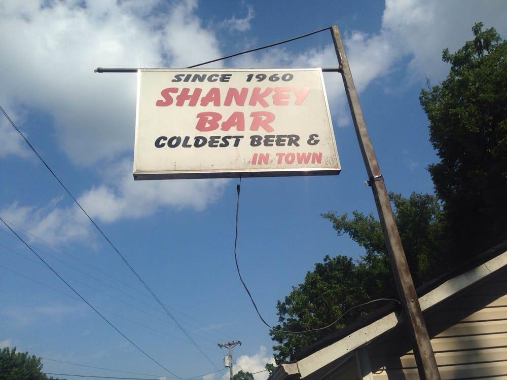 Shanky Bar: 120 Livingston Hwy, Celina, TN