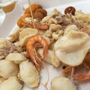 Olio Pesce Fritto Fish Chips Via Cristoforo Colombo 87 San