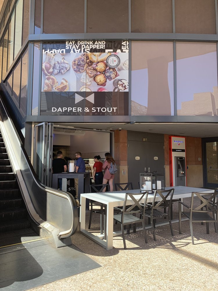 Dapper & Stout Coffee Company - Order Food Online - 33 Photos & 11