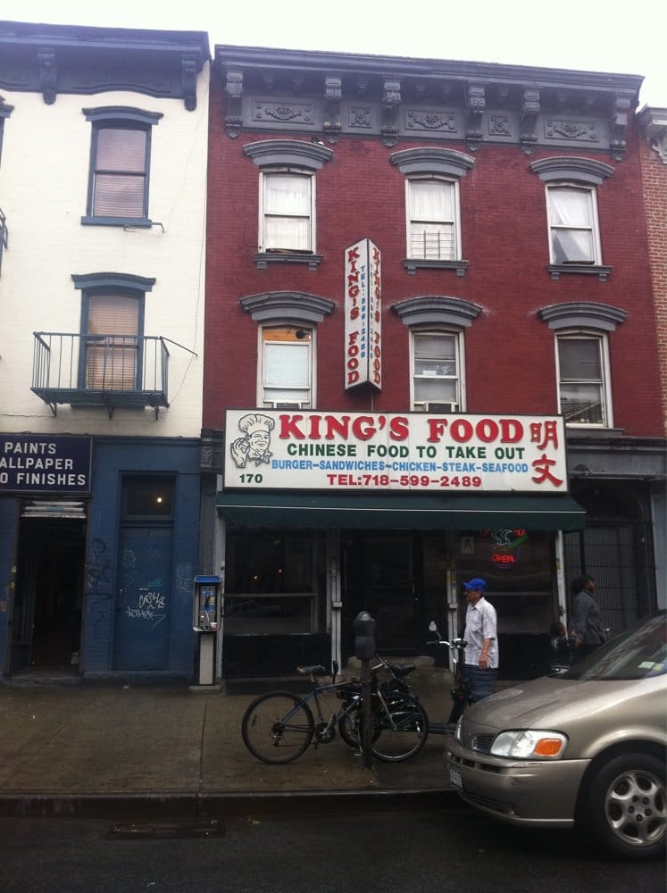 King s food chinese 170 graham ave east williamsburg for Accord asian cuisine ny