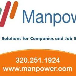 Manpower Employment Agencies 125 33rd Ave S Saint Cloud Mn