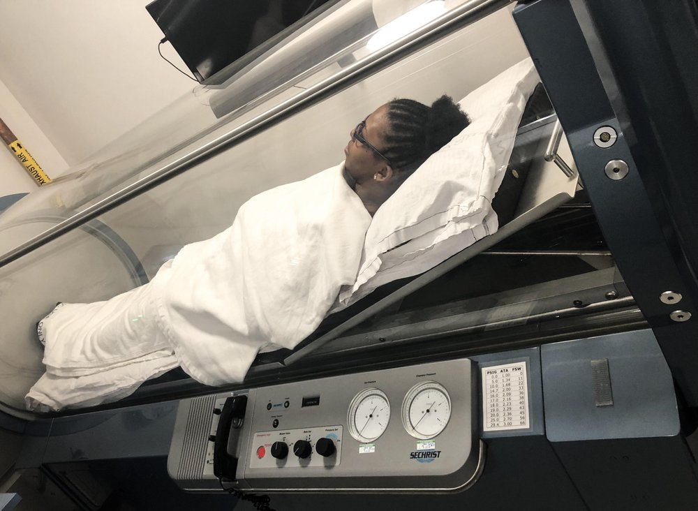Hyperbaric Centers of Chicago: 440 Lake Cook Rd, Deerfield, IL