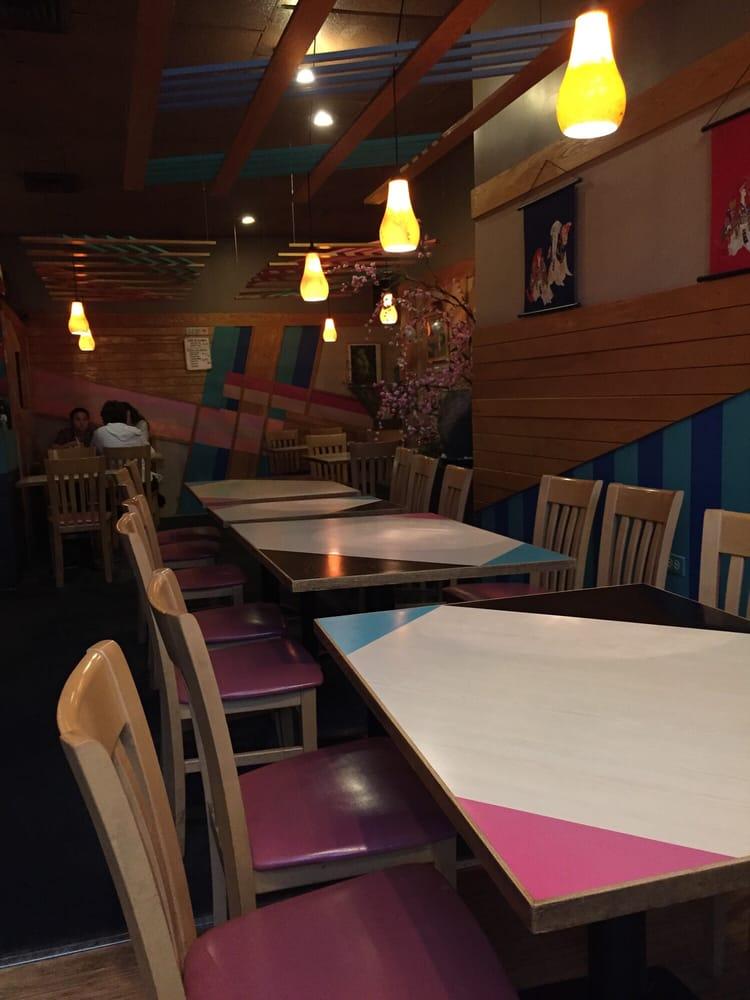 Kikuya Japanese Restaurant Menu