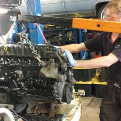 Certified transmission motor mechanics repairers for A b motors waterford mi