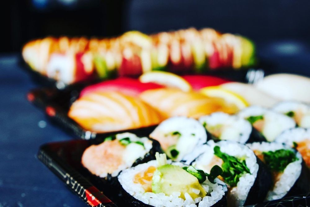 Ootori Sushi: 2665 Commerce Dr NW, Rochester, MN