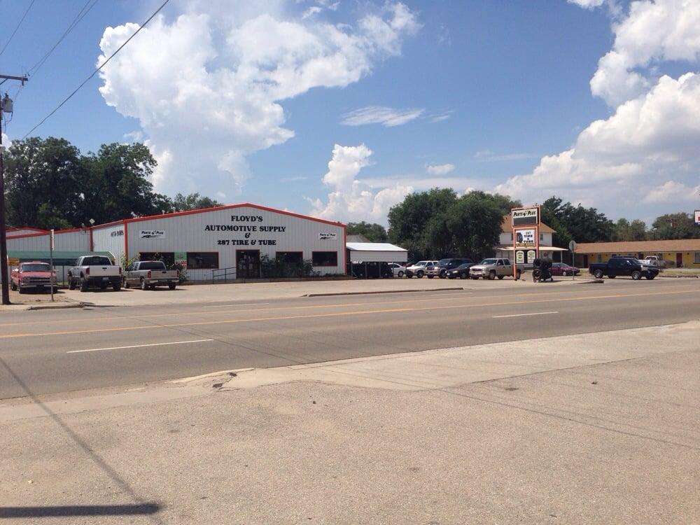 Floyds Automotive Supply: 317 W 2nd St, Clarendon, TX