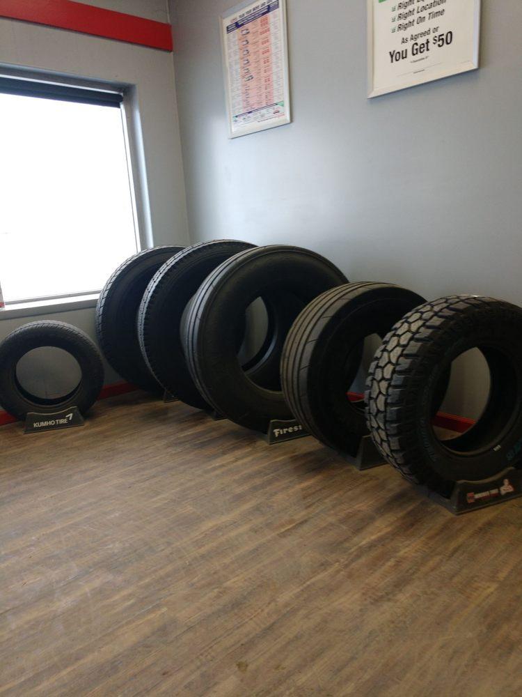 Huff Tire: 516 W Erie St, Missouri Valley, IA
