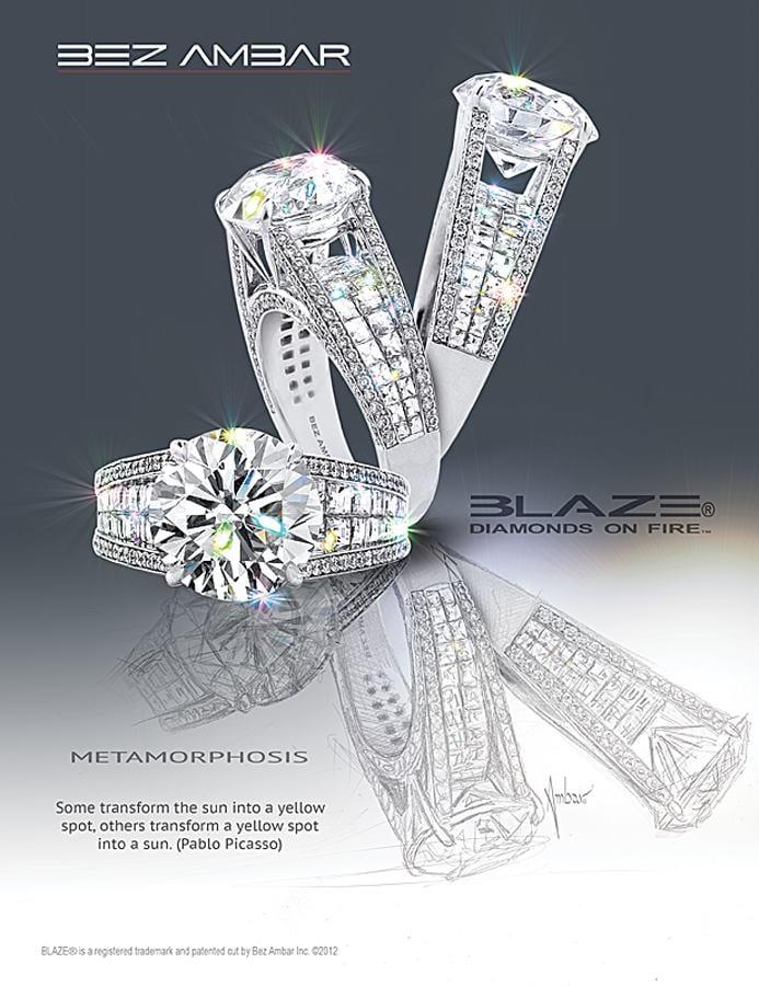 blaze diamond jewelry by bez ambar is available