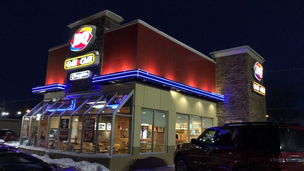 Dairy Queen Grill & Chill: 714 W 27th St, Scottsbluff, NE