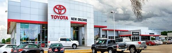 Toyota Of New Orleans >> Toyota Of New Orleans 13150 I 10 Service Rd New Orleans La Auto