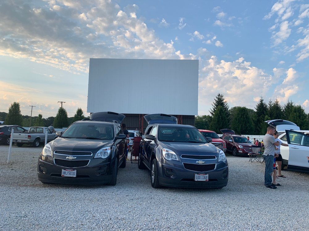 Midway Drive-In Theater: 2736 Rt 59, Ravenna, OH