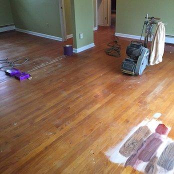 photo of redoak hardwood flooring inc baldwin ny united states before