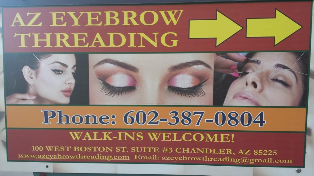 Az Eyebrow Threading 15 Photos 71 Reviews Threading Services