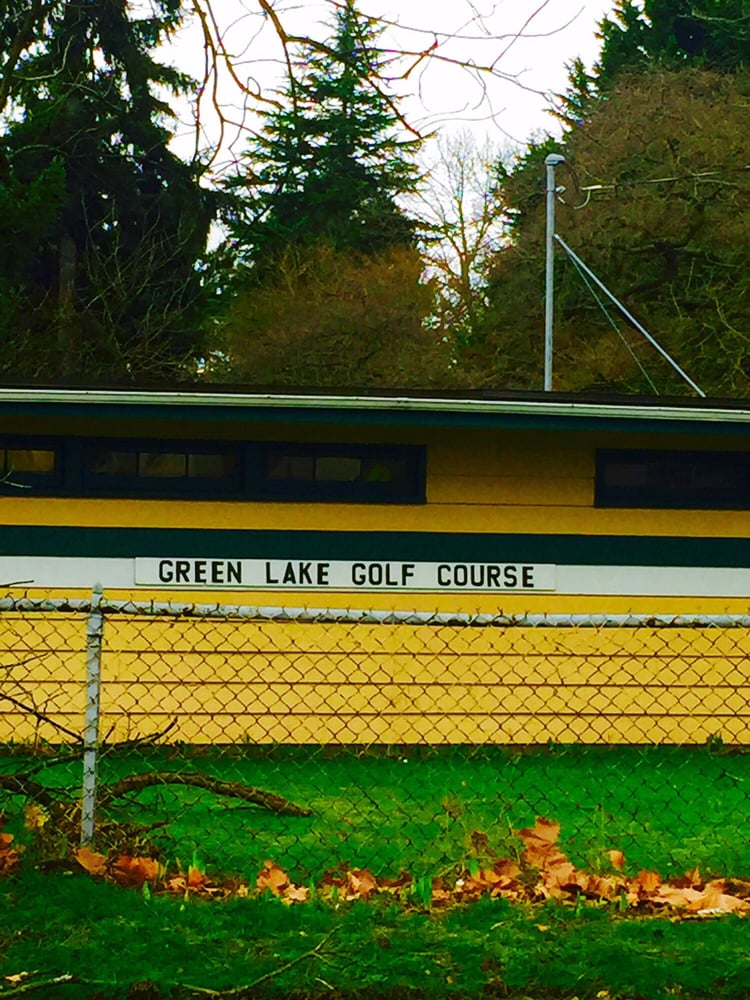 Green Lake Pitch n' Putt
