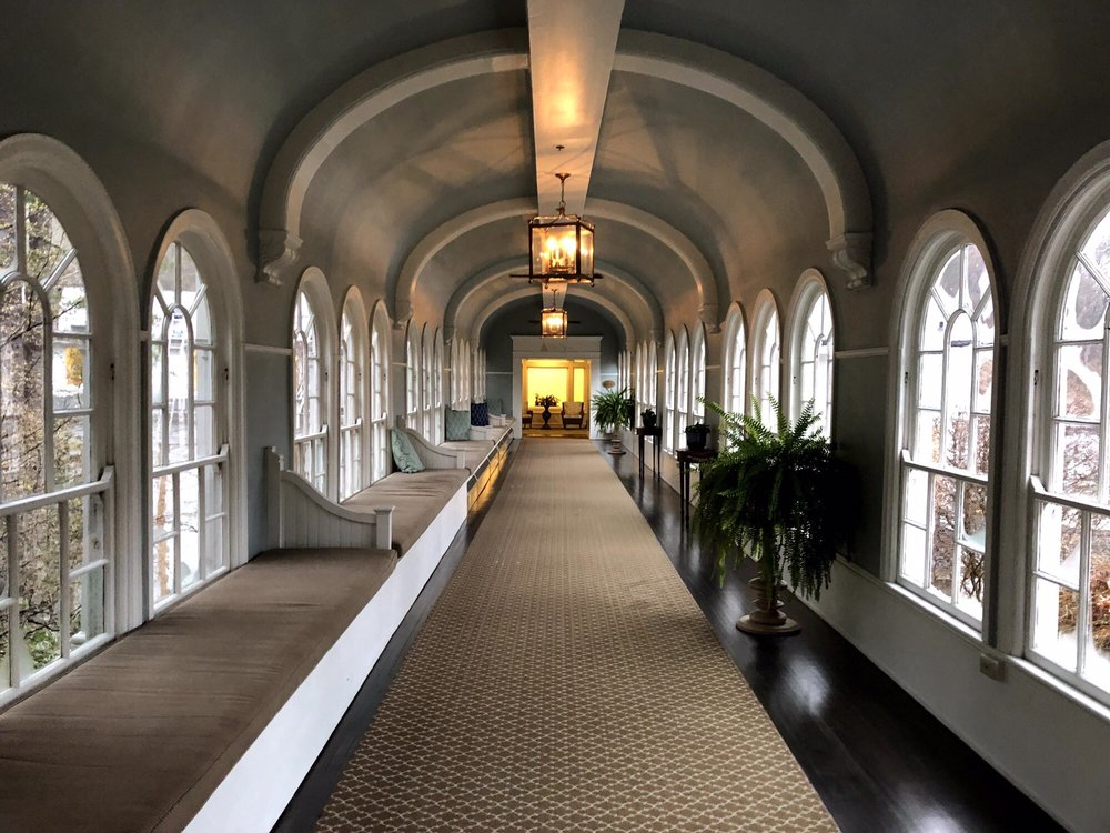 The Spa at the The Omni Homestead Resort: 7696 Sam Snead Hwy, Hot Springs, VA