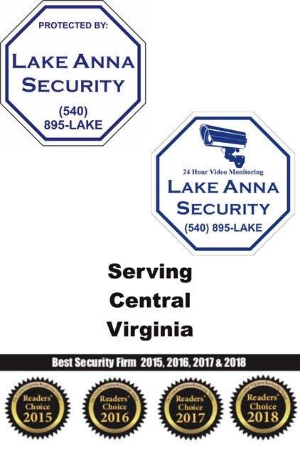 Lake Anna Security: Mineral, VA
