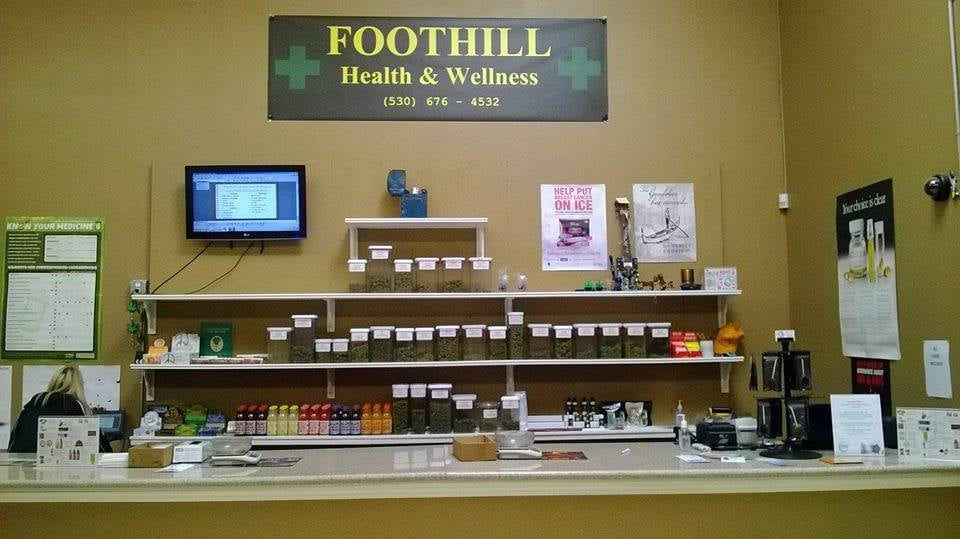 Foothill Health and Wellness: 3830 Dividend Dr, Shingle Springs, CA