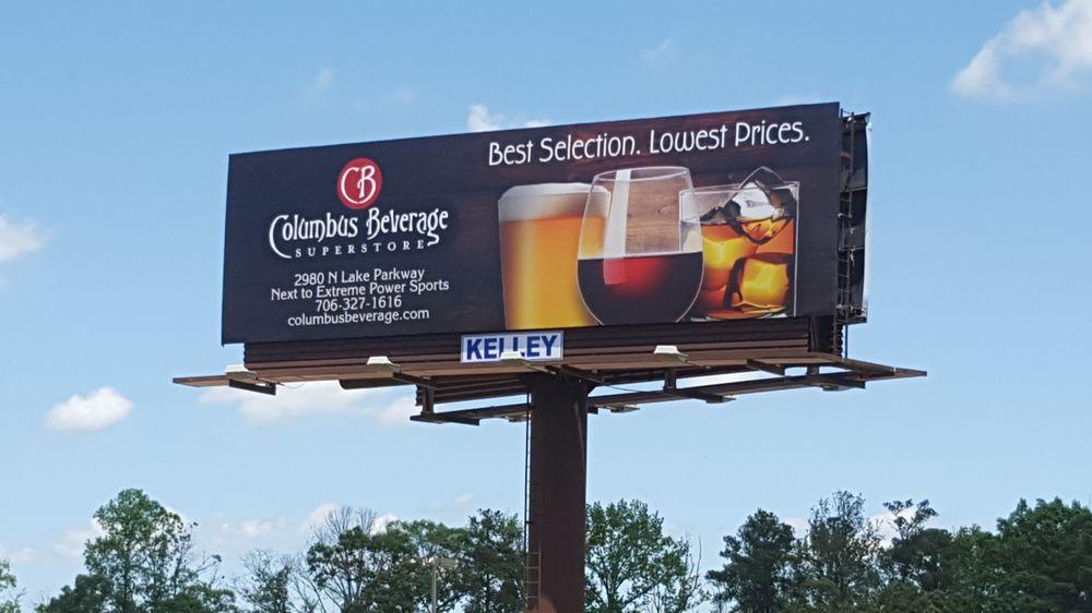 Columbus Beverage Superstore: 2980 N Lake Pkwy, Columbus, GA