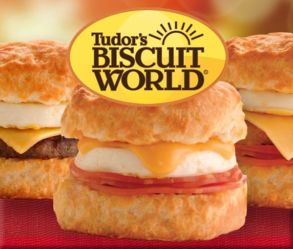 Tudor's Biscuit World: 11 Goody Rd, South Williamson, KY