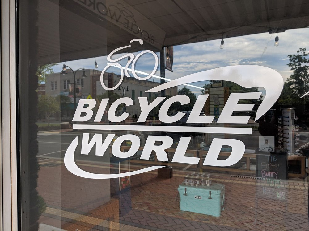 Bicycle World: 137 N Center St, Goldsboro, NC