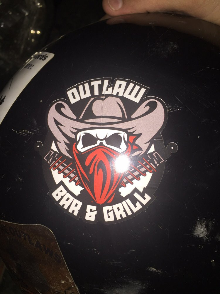 Outlaw Bar & Grill: 2283 Wagon Wheel Rd, Rock, WV