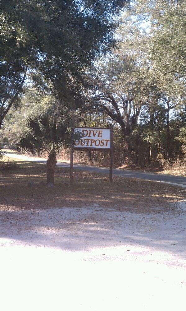 Dive Outpost: 20148 180th St, Live Oak, FL