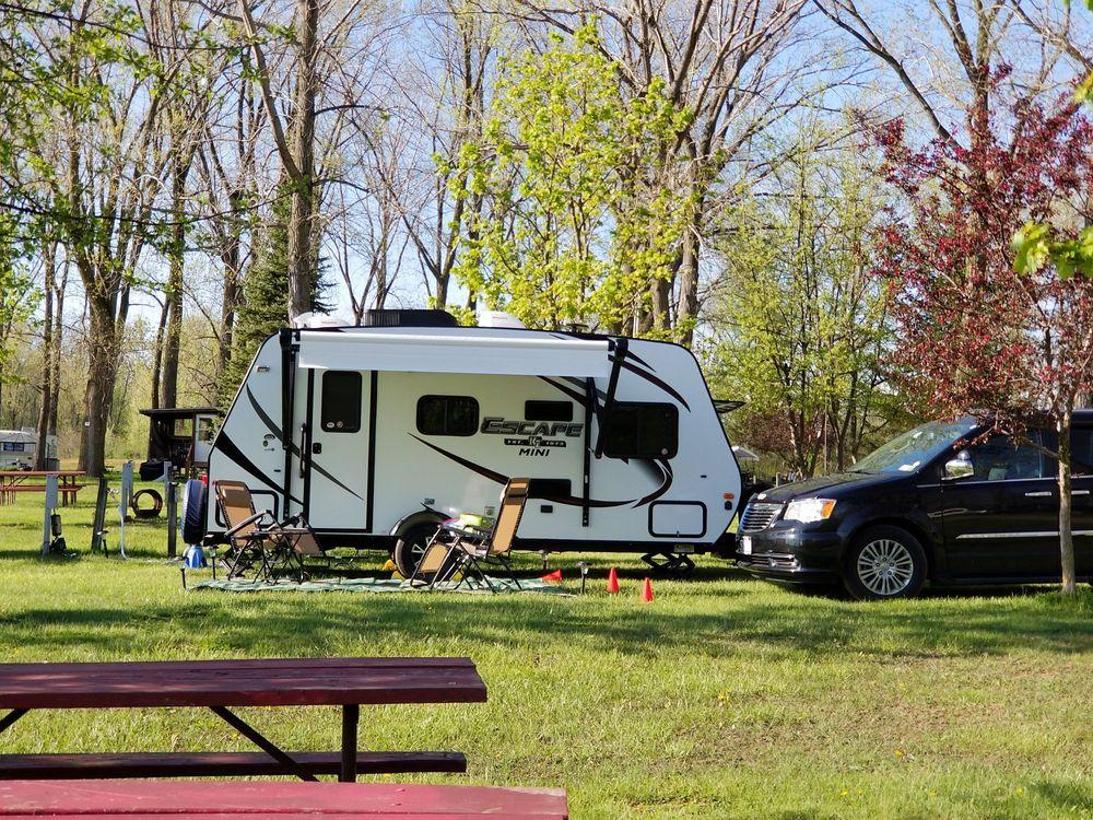 Niagara County Camping Resort: 7369 Wheeler Rd, Lockport, NY