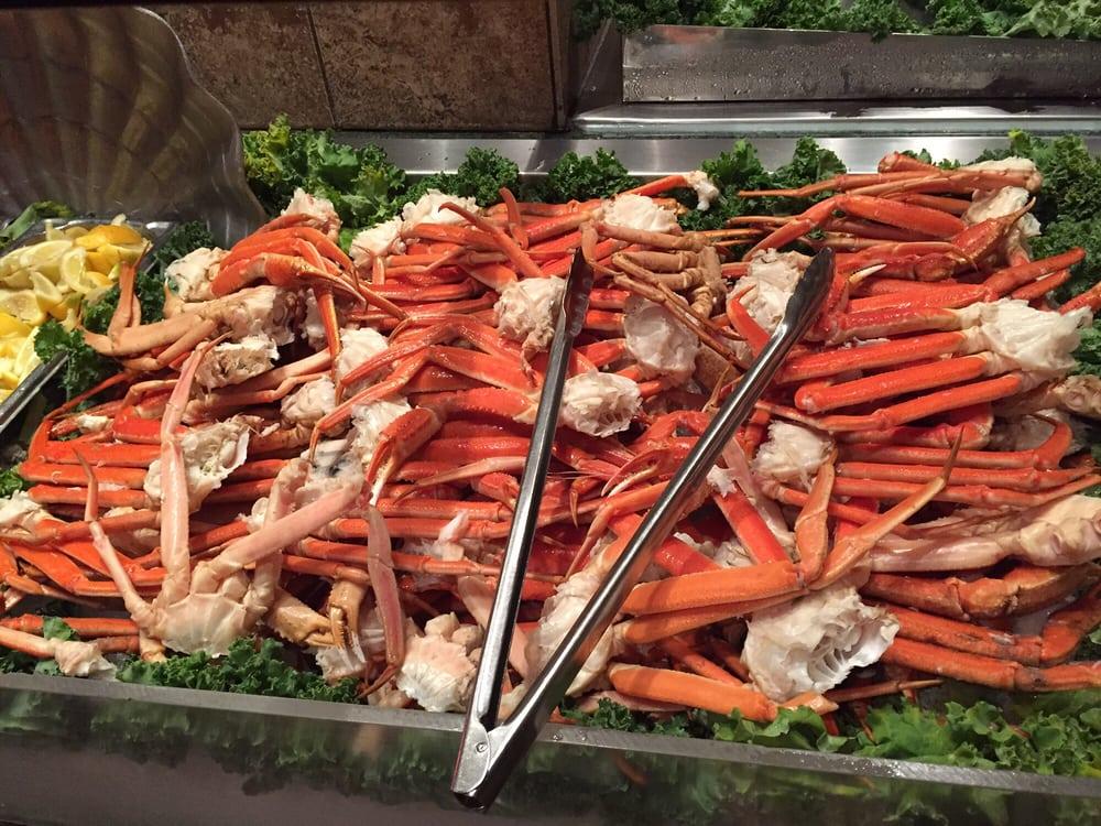 fresh seafood buffet yelp rh yelp com  silver slipper casino thanksgiving buffet