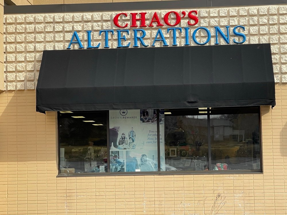 Chao's Alterations: 1069 West Highway 96, Shoreview, MN