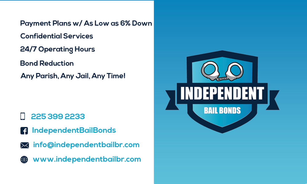 Independent Bail Bonds: 7278 Highland Rd, Baton Rouge, LA