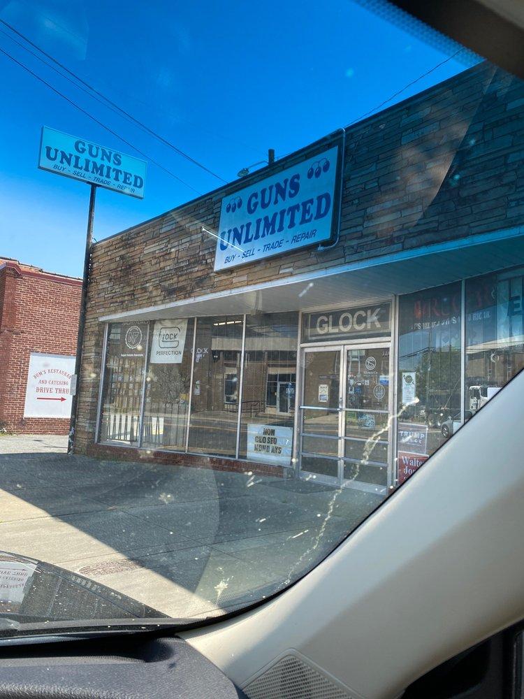 Guns Unlimited of Ayden: 560 3rd St, Ayden, NC