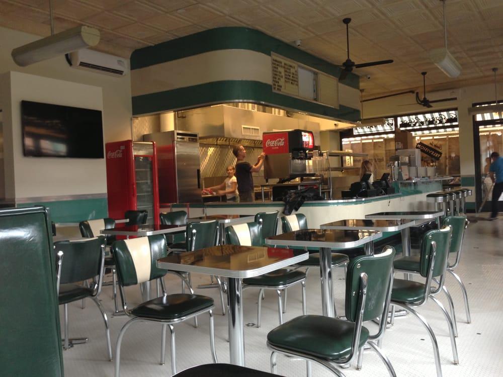 Interior of harlem shake yelp for Harlem food bar yelp