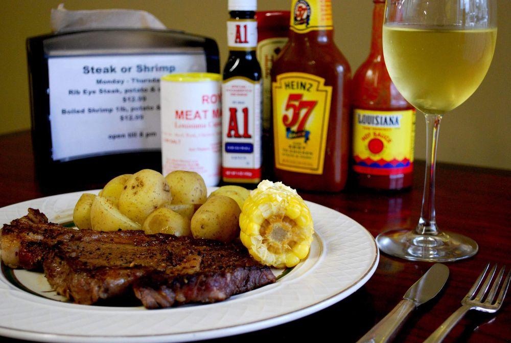 Roy's Meat Market: 401 S Thomson Ave, Iowa, LA