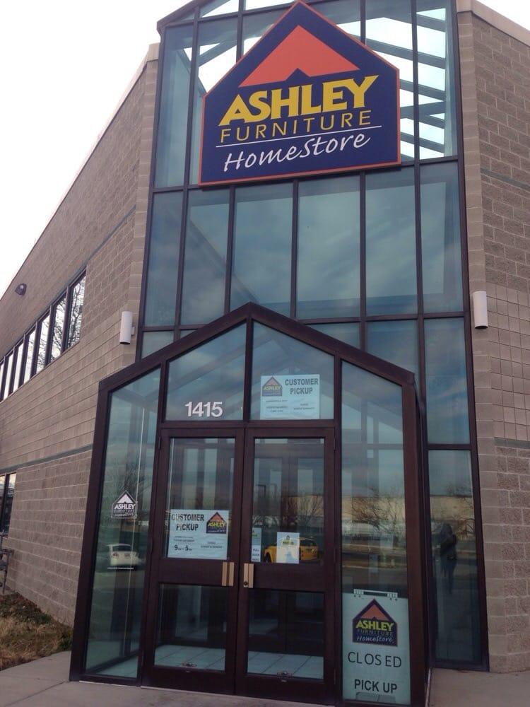 Ashley Furniture Warehouse Closed S 1415 3200 W Glendale Salt Lake City Ut Phone Number Yelp