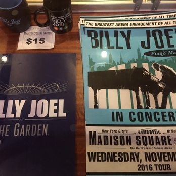 Billy Joel At Madison Square Garden 39 Photos 19 Reviews