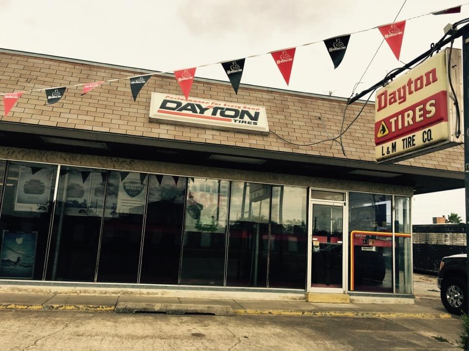 L & M Tire Company: 101 S Parkerson Ave, Crowley, LA