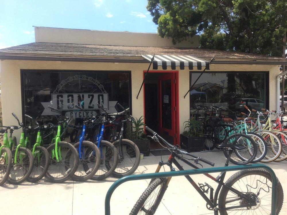 Gonzo Cycles: 4859 Carpinteria Ave, Carpinteria, CA