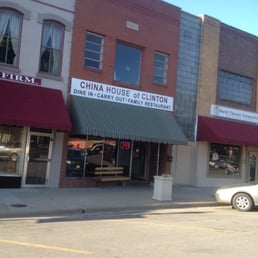 Clinton Mo Chinese Restaurant