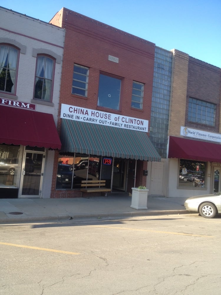 China House of Clinton: 127 W Franklin St, Clinton, MO