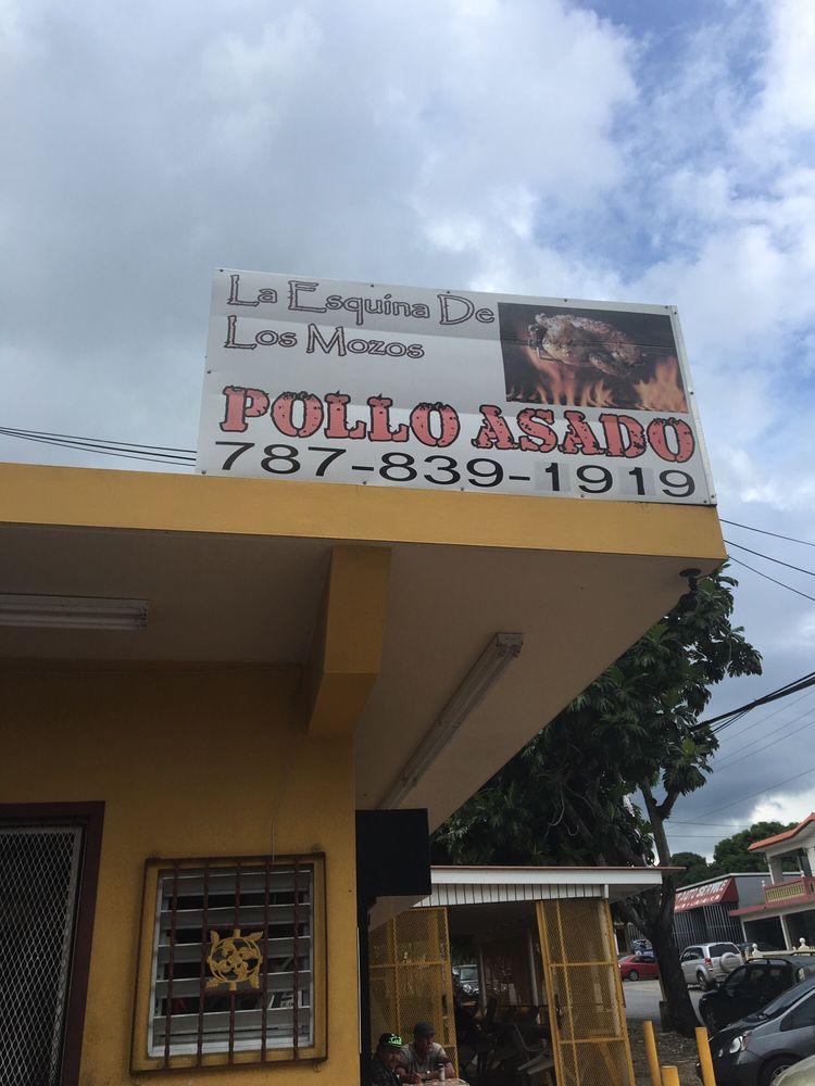 La Esquina de Los Mozos: Puerto Rico 799 S/N, Patillas, PR