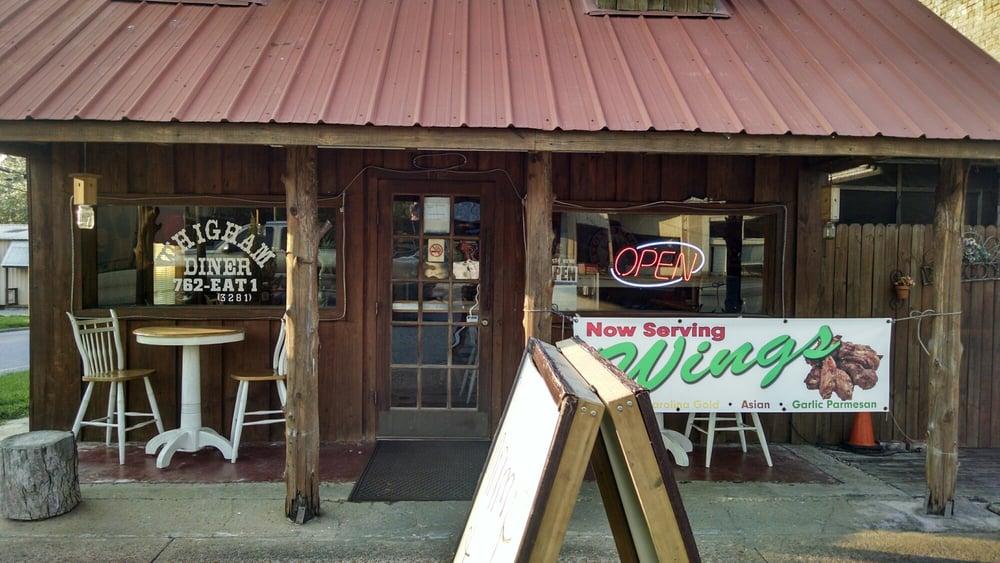 Whigham Diner: 102 E Broad Ave, Whigham, GA