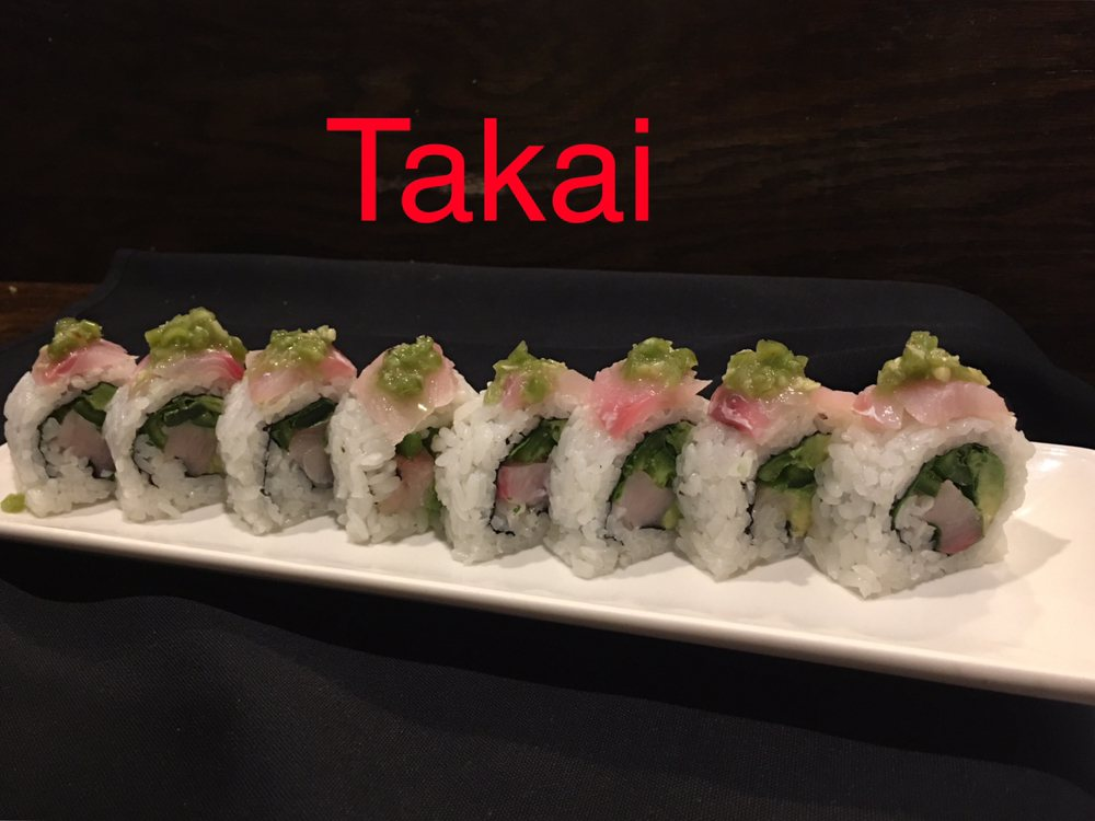 Tai Sushi House: 8408 Stacy Rd, McKinney, TX