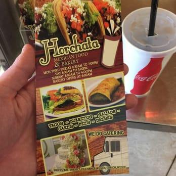 Horchata Mexican Food Bakery Santa Monica Ca