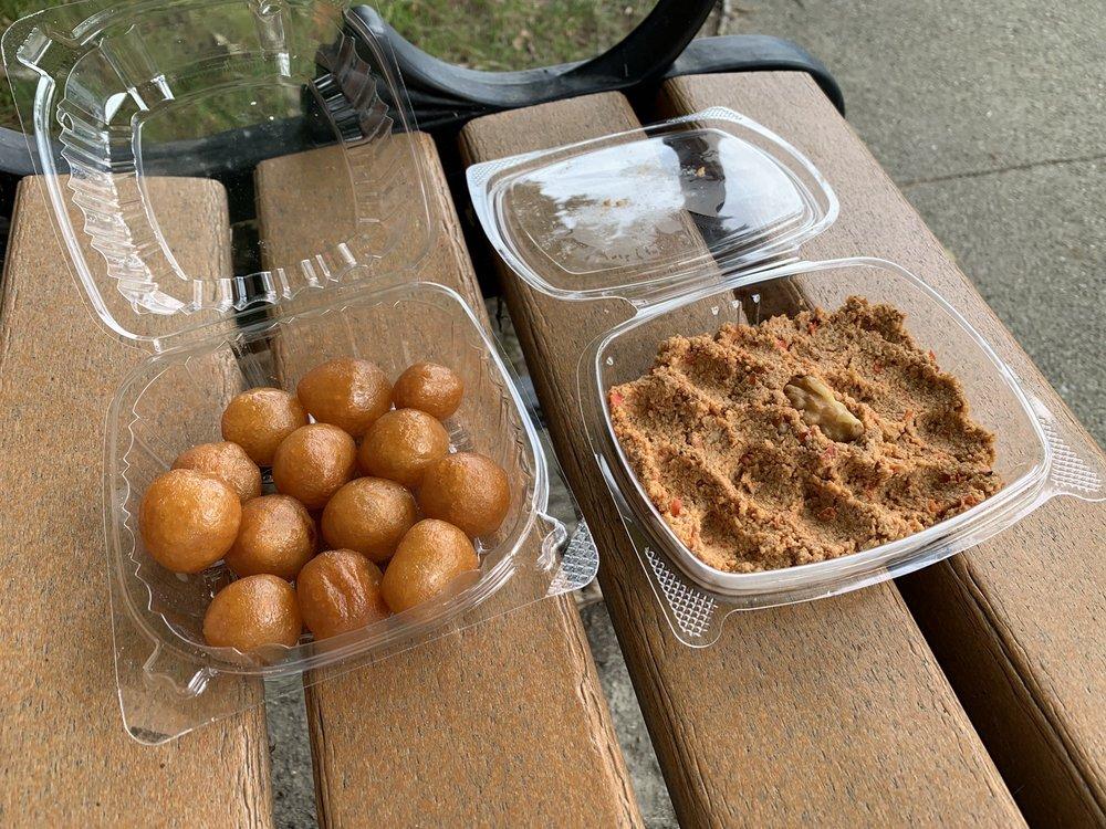 Food from Abu Yarub AL-SHAMI