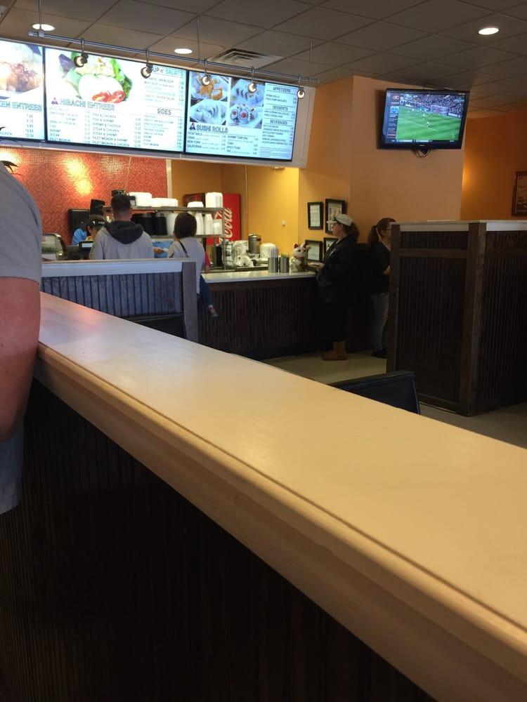 Japanese Restaurants In Fayetteville